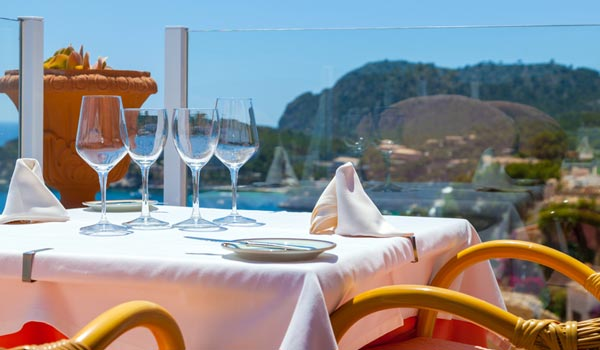 Majorca is famous for its Mediterranean cuisine, which can be enjoyed all over the island.